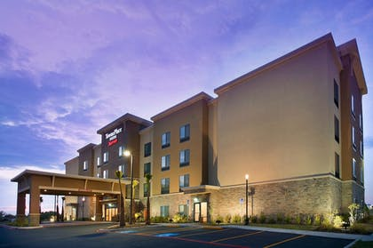 Exterior | Towneplace Suites Eagle Pass