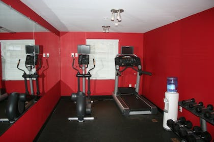 Fitness Facility | MainStay Suites Camp Lejeune