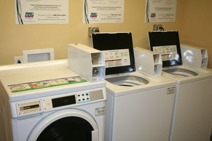Laundry Room | MainStay Suites Camp Lejeune