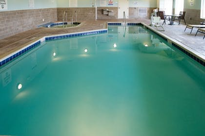 Pool | Holiday Inn Express Hotel & Suites Albert Lea - I-35