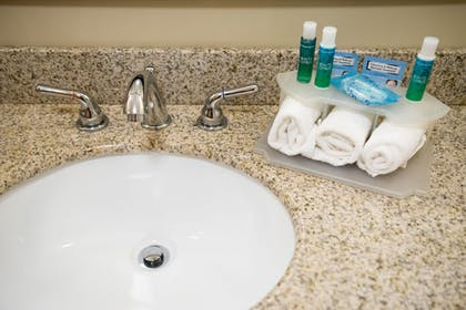 In-Room Amenity | Holiday Inn Express Hotel & Suites Albert Lea - I-35