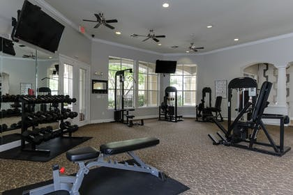 Gym | Oakwood Raleigh Brier Creek