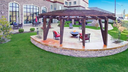 Gazebo | Staybridge Suites Longview