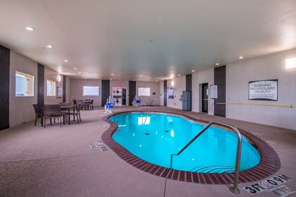 Pool | Staybridge Suites Longview