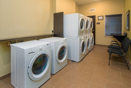 Laundry Room | Staybridge Suites Longview