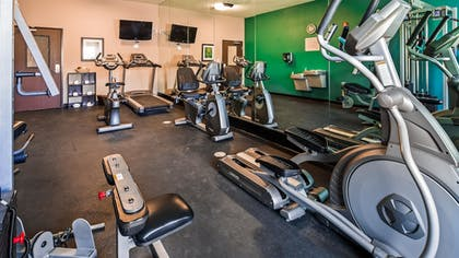 Fitness Facility | Best Western Plus Carrizo Springs Inn & Suites