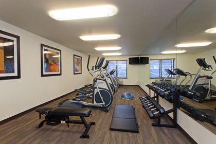 Fitness Facility | Holiday Inn Express Hotel & Suites Tacoma Downtown