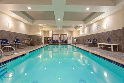 Pool | Holiday Inn Express Hotel & Suites Tacoma Downtown