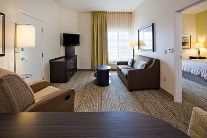 Guestroom   Candlewood Suites Sioux Falls