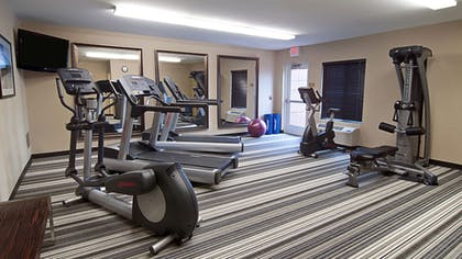 Fitness Facility   Candlewood Suites Sioux Falls
