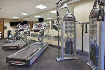 Fitness Facility | Holiday Inn Express & Suites Wheeling