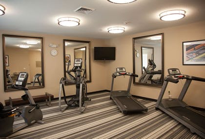 Fitness Facility | Candlewood Suites Alexandria