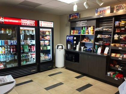 Snack Bar | Candlewood Suites San Marcos