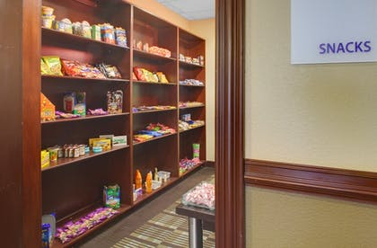 Snack Bar | Holiday Inn Express Hotel & Suites Cross Lanes