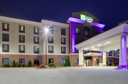 Featured Image | Holiday Inn Express Hotel & Suites Cross Lanes