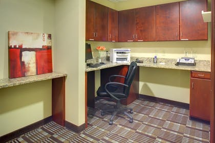 Business Center | Holiday Inn Express Hotel & Suites Cross Lanes