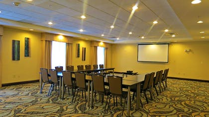 Meeting Facility | Holiday Inn Express Hotel & Suites Cross Lanes