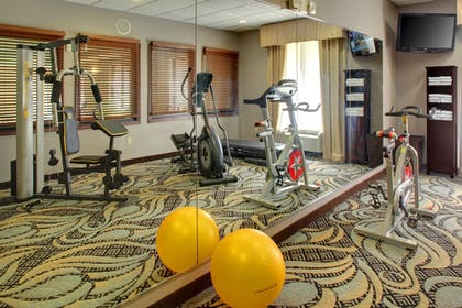 Fitness Facility | Holiday Inn Express Hotel & Suites Cross Lanes