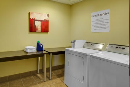 Laundry Room | Holiday Inn Express Hotel & Suites Cross Lanes