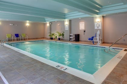 Pool | Holiday Inn Express Hotel & Suites Cross Lanes