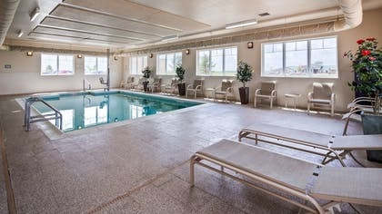 Pool | Best Western Plus Green Mill Village Hotel & Suites