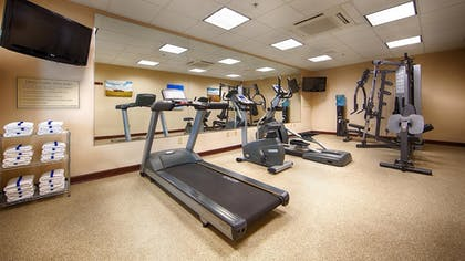 Gym | Best Western Plus Green Mill Village Hotel & Suites