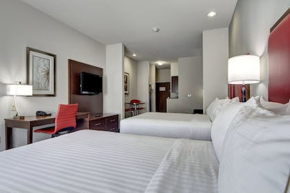 Guestroom   Holiday Inn Express & Suites Oklahoma City North