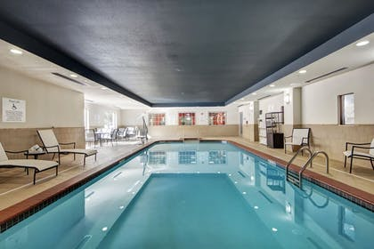 Pool | Holiday Inn Express & Suites Oklahoma City North