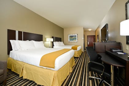 Guestroom | Holiday Inn Express Hotel & Suites Forrest City