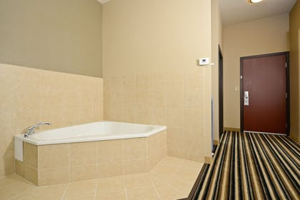Deep Soaking Bathtub | Holiday Inn Express Hotel & Suites Forrest City