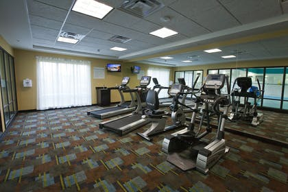 Fitness Facility | Holiday Inn Express & Suites Detroit North - Troy