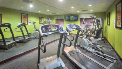 Fitness Facility | Holiday Inn Express Hotel & Suites Elk City