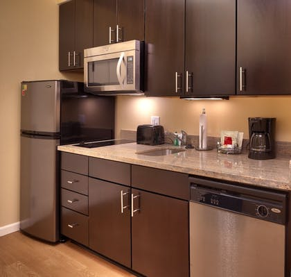 In-Room Kitchen | TownePlace Suites by Marriott Vernal