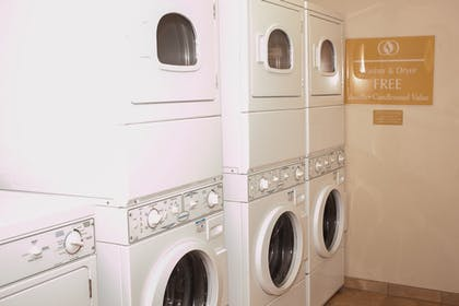 Laundry Room | Candlewood Suites Logan