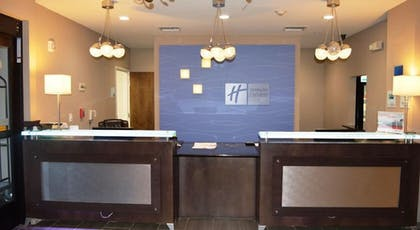 Exterior | Holiday Inn Express Hotel & Suites El Reno