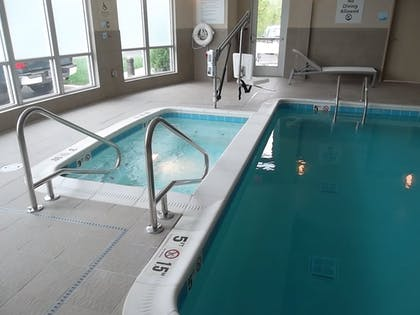 Indoor Pool | Holiday Inn Express & Suites Columbus - Easton Area