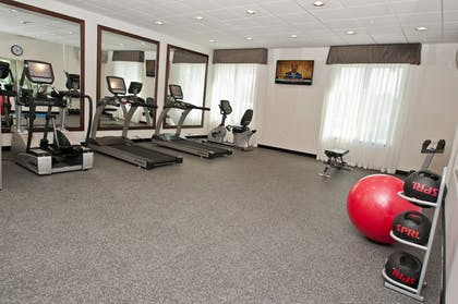 Gym | Holiday Inn Express & Suites Columbus - Easton Area