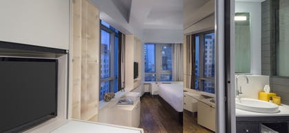 | 1 King Bed Jr Suite | Hyatt Union Square New York