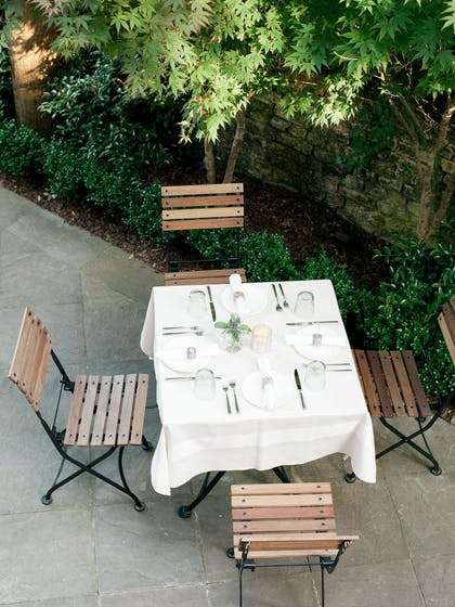 Outdoor Dining | Zero George Street