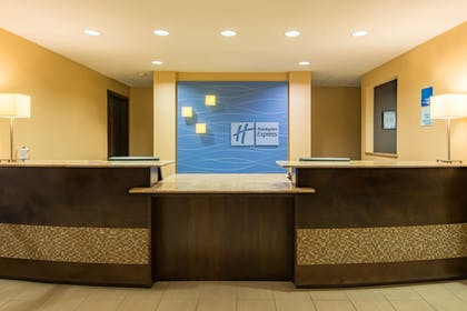 Lobby | Holiday Inn Express Hotel & Suites Hobbs
