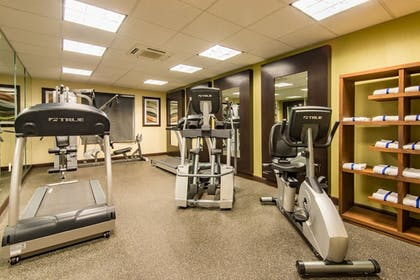 Fitness Facility | Holiday Inn Express Hotel & Suites Hobbs
