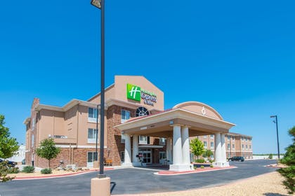 Featured Image | Holiday Inn Express Hotel & Suites Hobbs