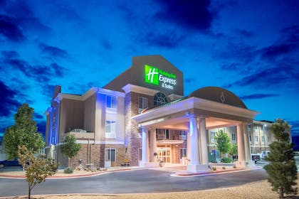 Exterior | Holiday Inn Express Hotel & Suites Hobbs