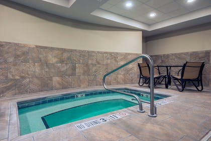 Pool | Holiday Inn Express Hotel & Suites Hobbs