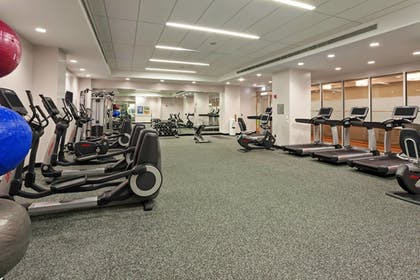 Fitness Facility | Fairfield Inn & Suites Chicago Downtown/River North