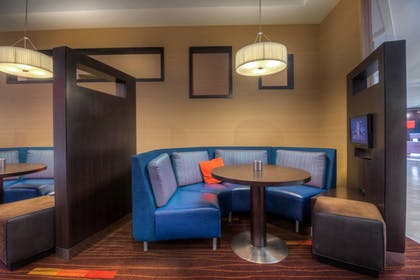 Lobby Lounge | Courtyard Killeen Marriott