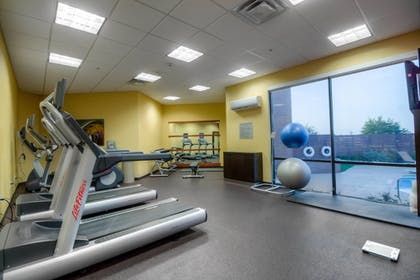 Fitness Facility | Courtyard Killeen Marriott