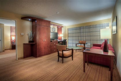 Guestroom | Courtyard Killeen Marriott