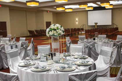 Banquet Hall | Courtyard Killeen Marriott