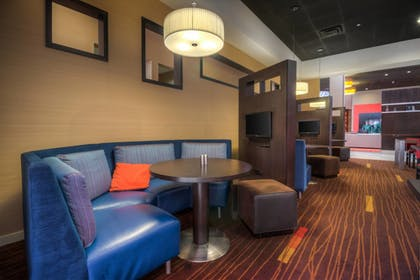 Living Area | Courtyard Killeen Marriott